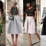 Como usar saia