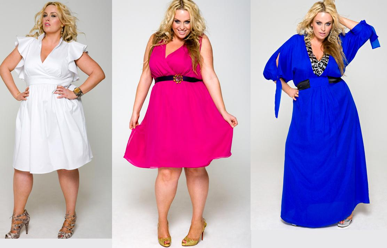 vestidos plus size elegante