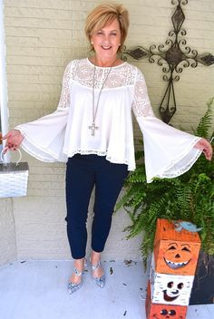 roupas para mulheres de 50 anos