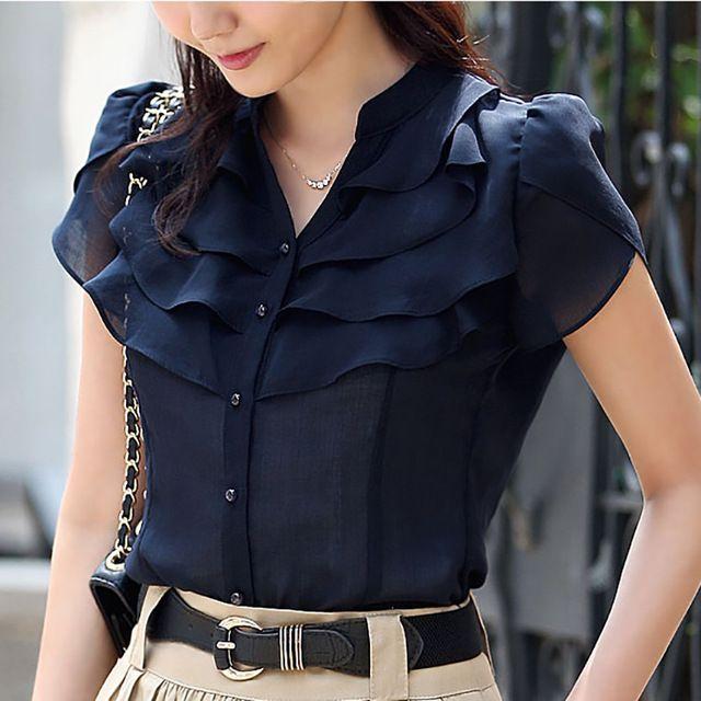 molde de blusa manga curta