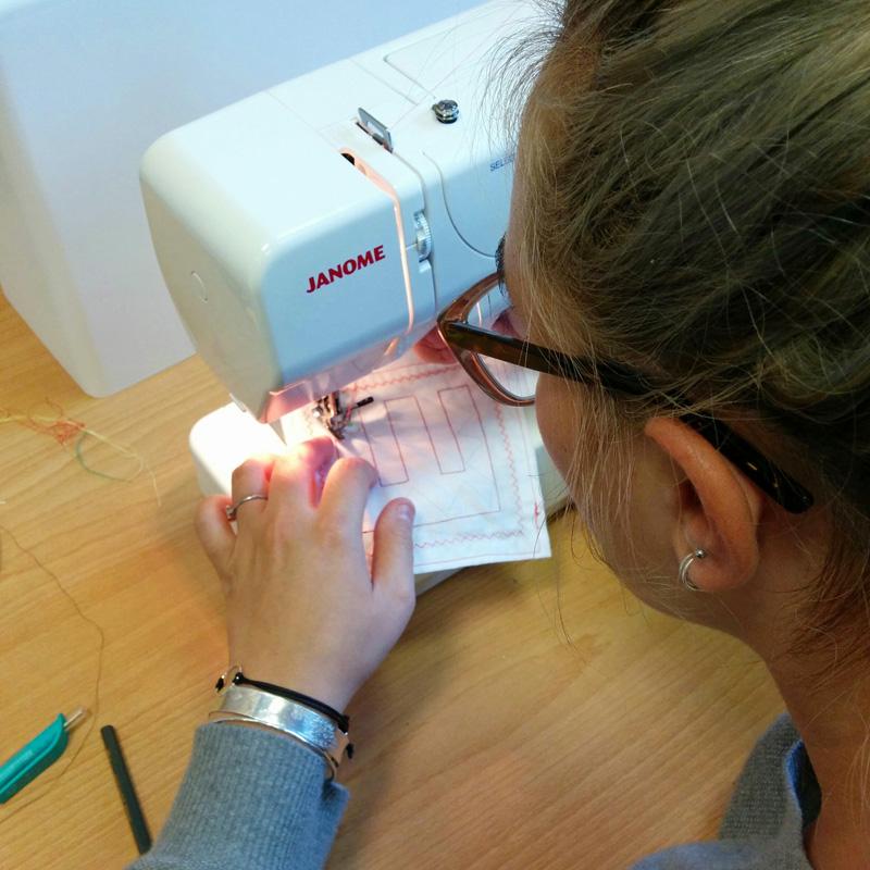 curso de costura presencial