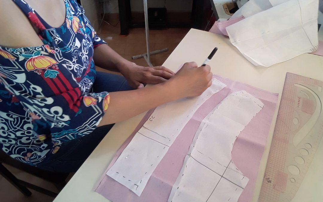 Como aprender corte e costura em 30 dias